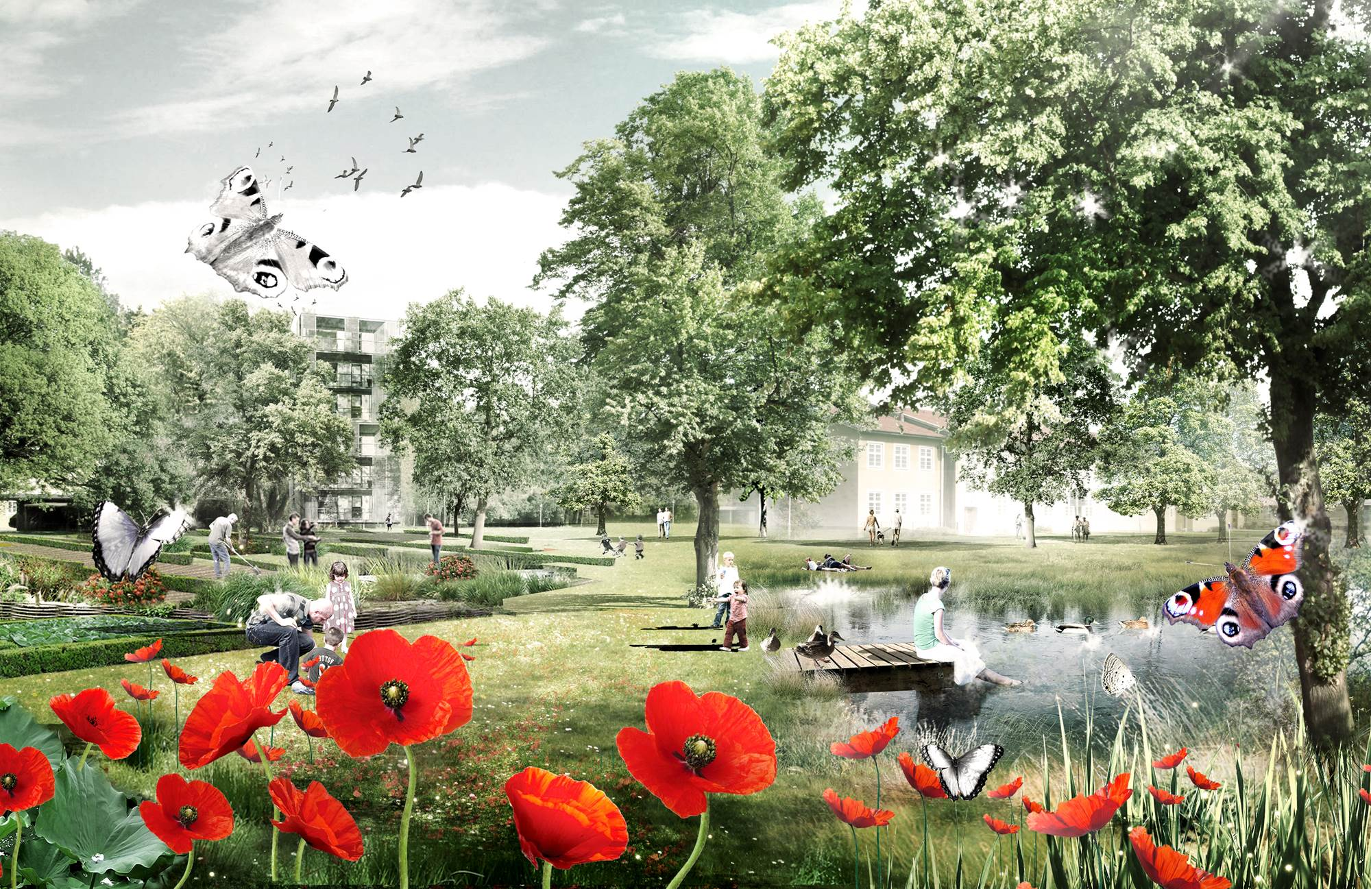 Sege Park in Malmö - a new sustainable district development